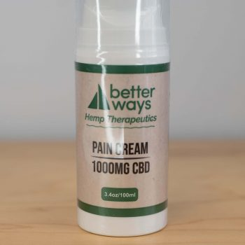 Better Ways - 1000mg Pain Cream