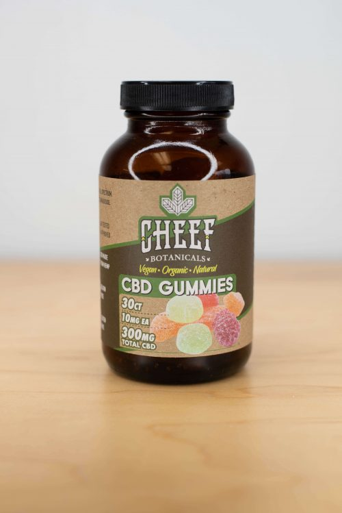 Cheef Botanicals - 300mg Gummies