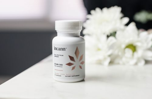 50mg InCann CBD Gel Capsules